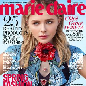 Chloe Grace Moretz, Marie Claire