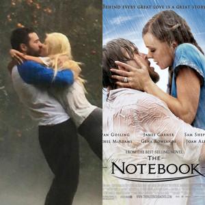 The Notebook, Christina Aguilera