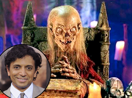M. Night Shyamalan, Tales From The Crypt
