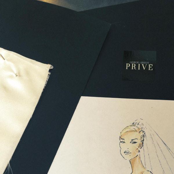 Iggy Azalea, Wedding, Hair, Gown
