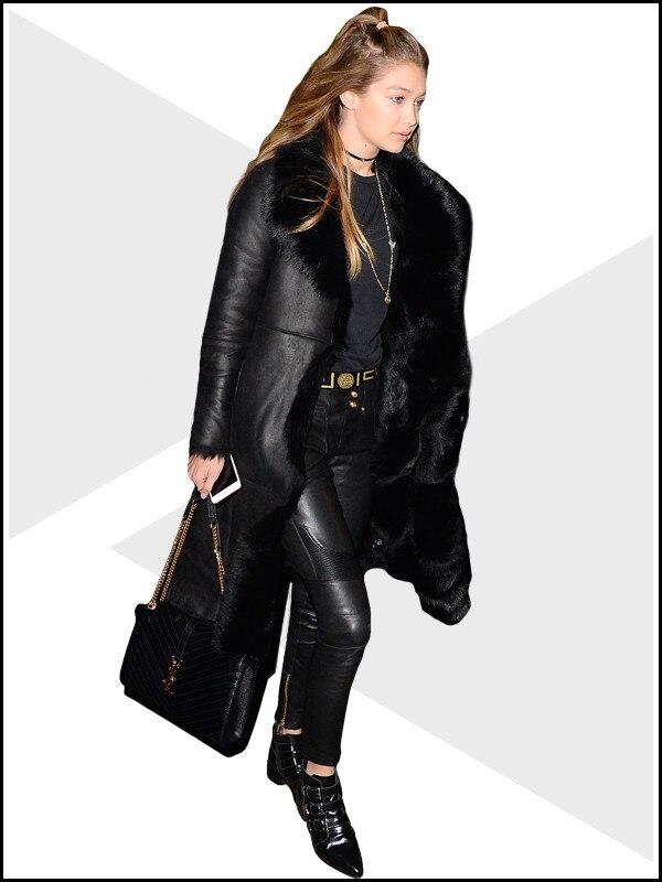 ESC, Gigi Hadid, Dare to Wear
