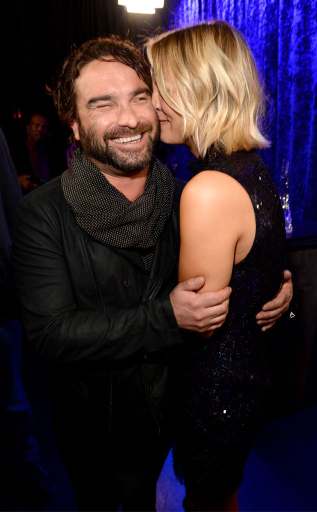Johnny Galecki, Kaley Cuoco, People's Choice Awards
