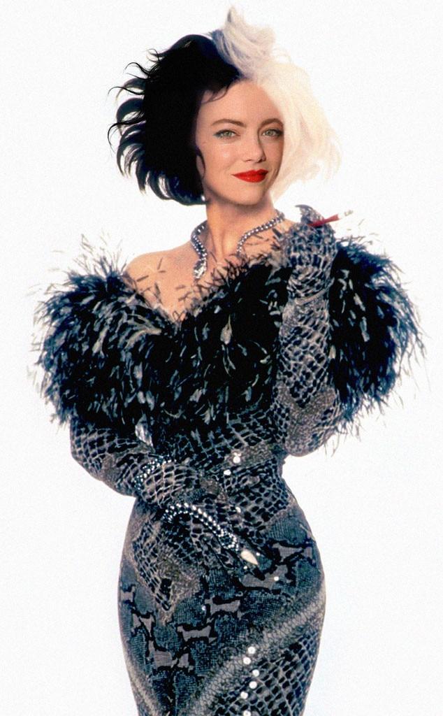 Emma Stone, Cruella De Vil