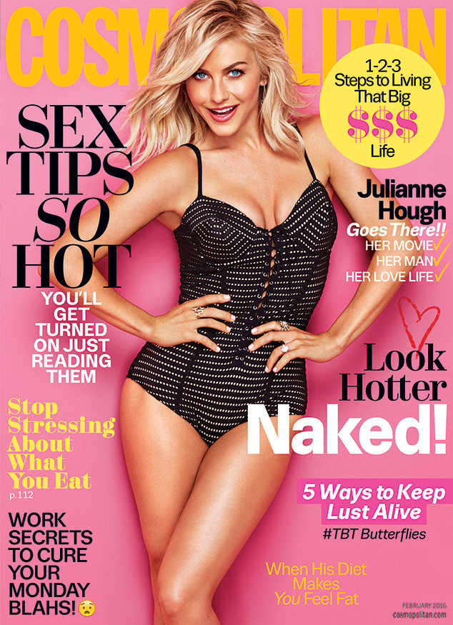 Julianne Hough, Cosmopolitan Magazine