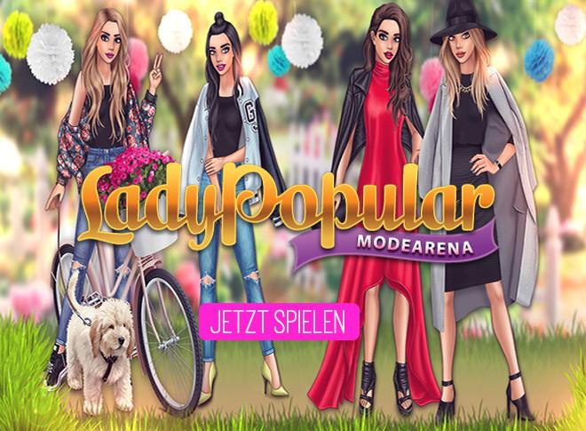 DE Lady Popular Game