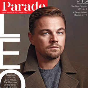 Leonardo DiCaprio, Parade