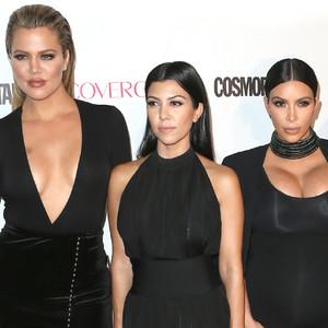 Khloe Kardashian, Kourtney Kardashian, Kim Kardashian