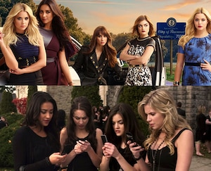 Pretty Little Liars, Pilot, Season 6