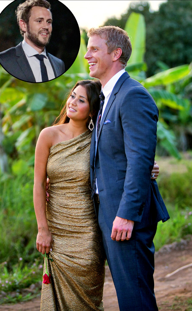 Bachelor Star Catherine Giudici's Private Messages With Nick Viall Released During Twitter Hack ...