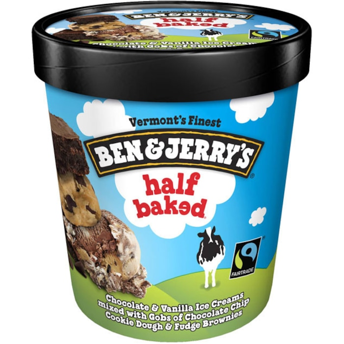 Half Baked, Ben and Jerrys
