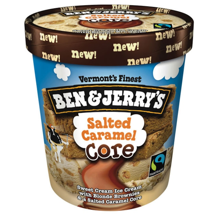 Salted Caramel Core, Ben and Jerrys