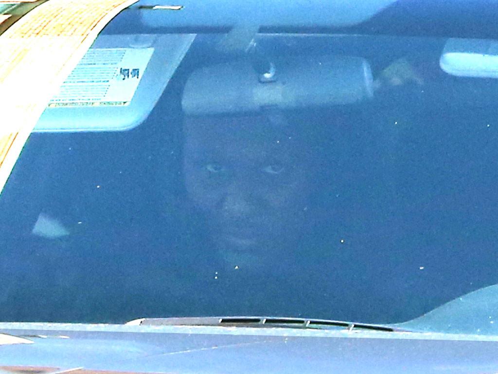 Lamar Odom First Public Sighting