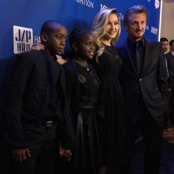 Madonna, Sean Penn, Marc Malkin Instagram
