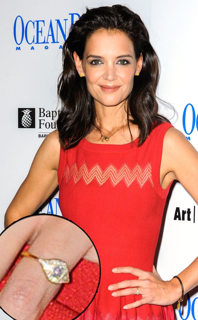 Katie Holmes Ring