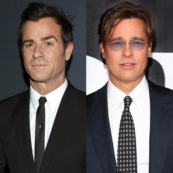 Brad Pitt, Justin Theroux