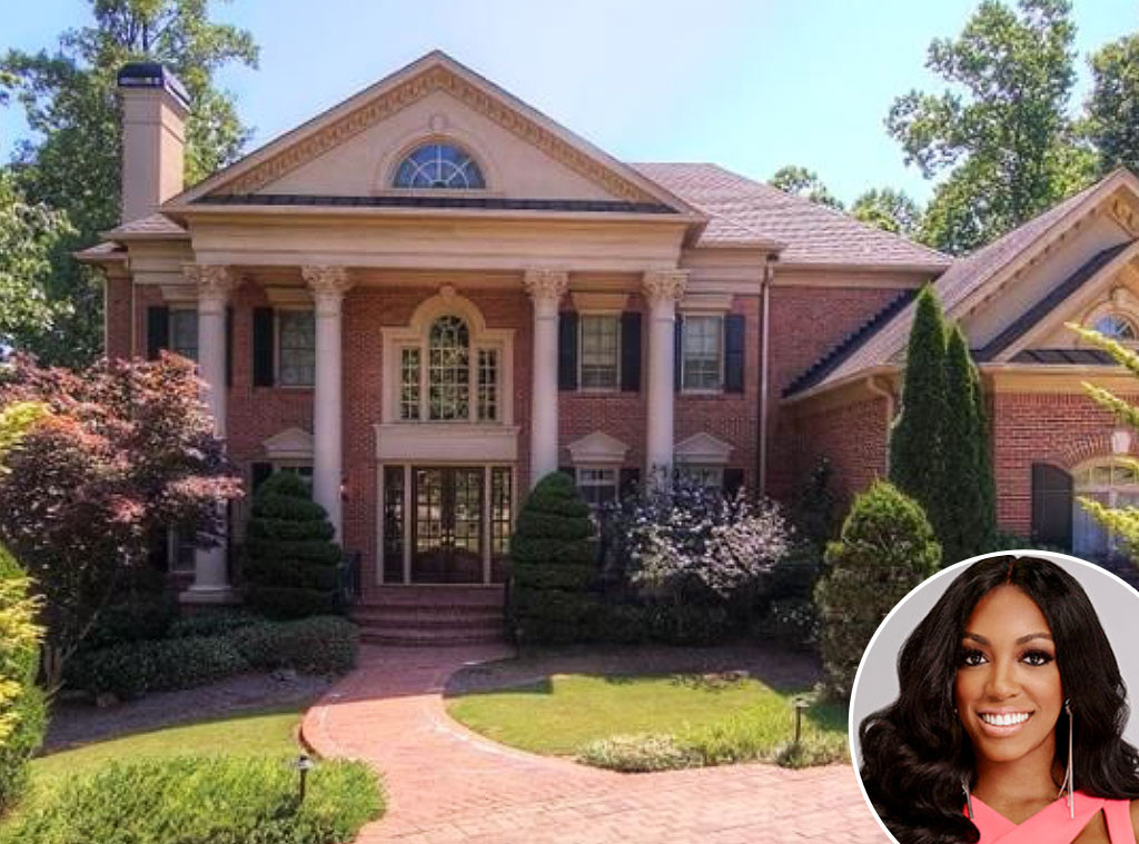 Porsha williams from celebrity real estate breakover Celebrity real estate pictures