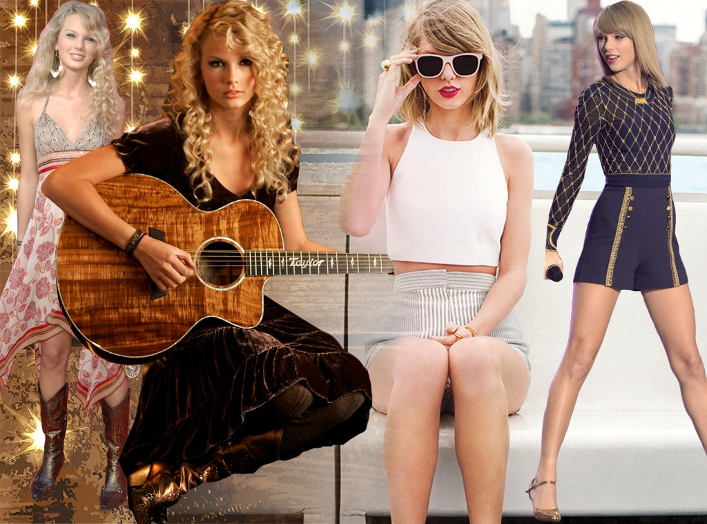 Country Week, Taylor Swift, Music Transformation