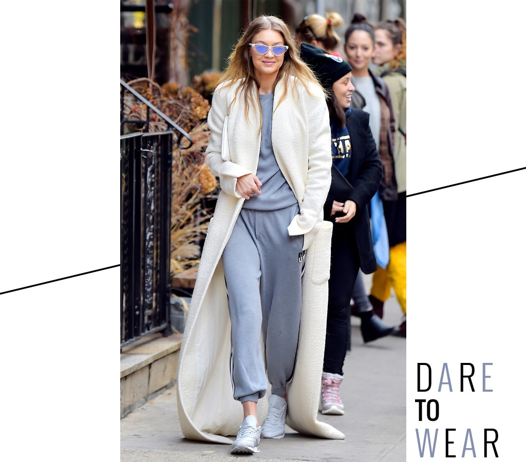 ESC: Gigi Hadid, Dare to Wear