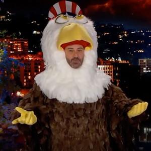 Jimmy Kimmel, Halloween
