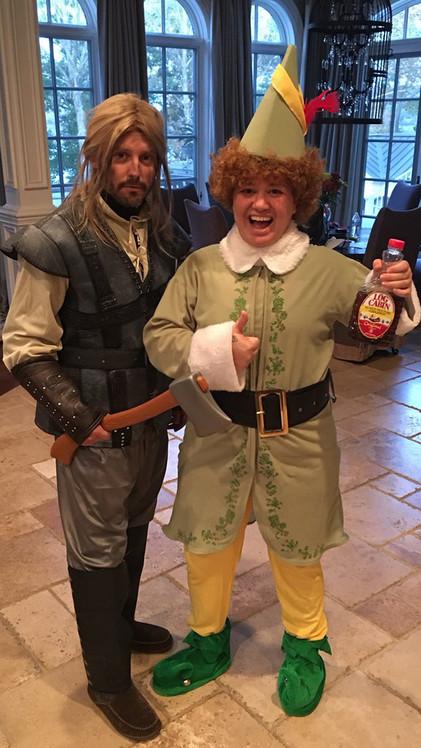 Brandon Blackstock, Kelly Clarkson, Halloween