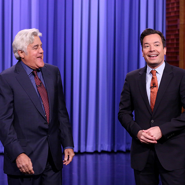 Jay Leno, Jimmy Fallon, The Tonight Show