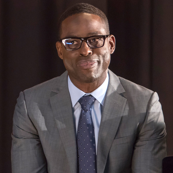 This Is Us. Sterling K. Brown