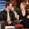 Chris Pratt, Jennifer Lawrence, Ellen DeGeneres