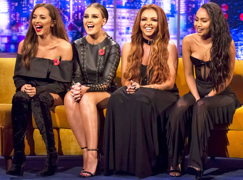 The Jonathan Ross Show, Little Mix