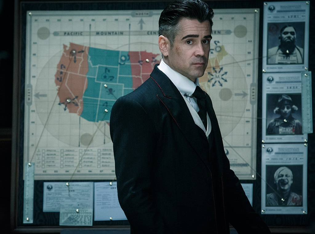 Fantastic Beasts and Where to Find Them, Colin Farrell