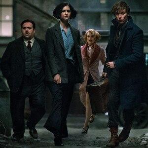 Fantastic Beasts and Where to Find Them, Dan Fogler, Katherine Waterston, Alison Sudol, Eddie Redmayne