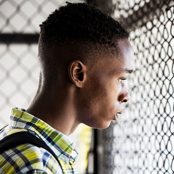 Ashton Sanders, Moonlight
