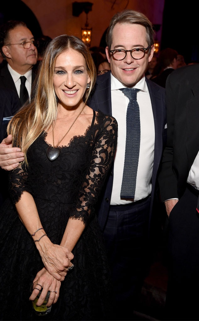Sarah Jessica Parker, Matthew Broderick, Long Term Couples
