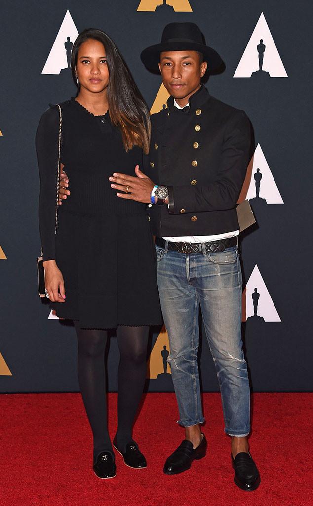 Pharrell Williams, Helen Lasichanh, Governors Awards 2016