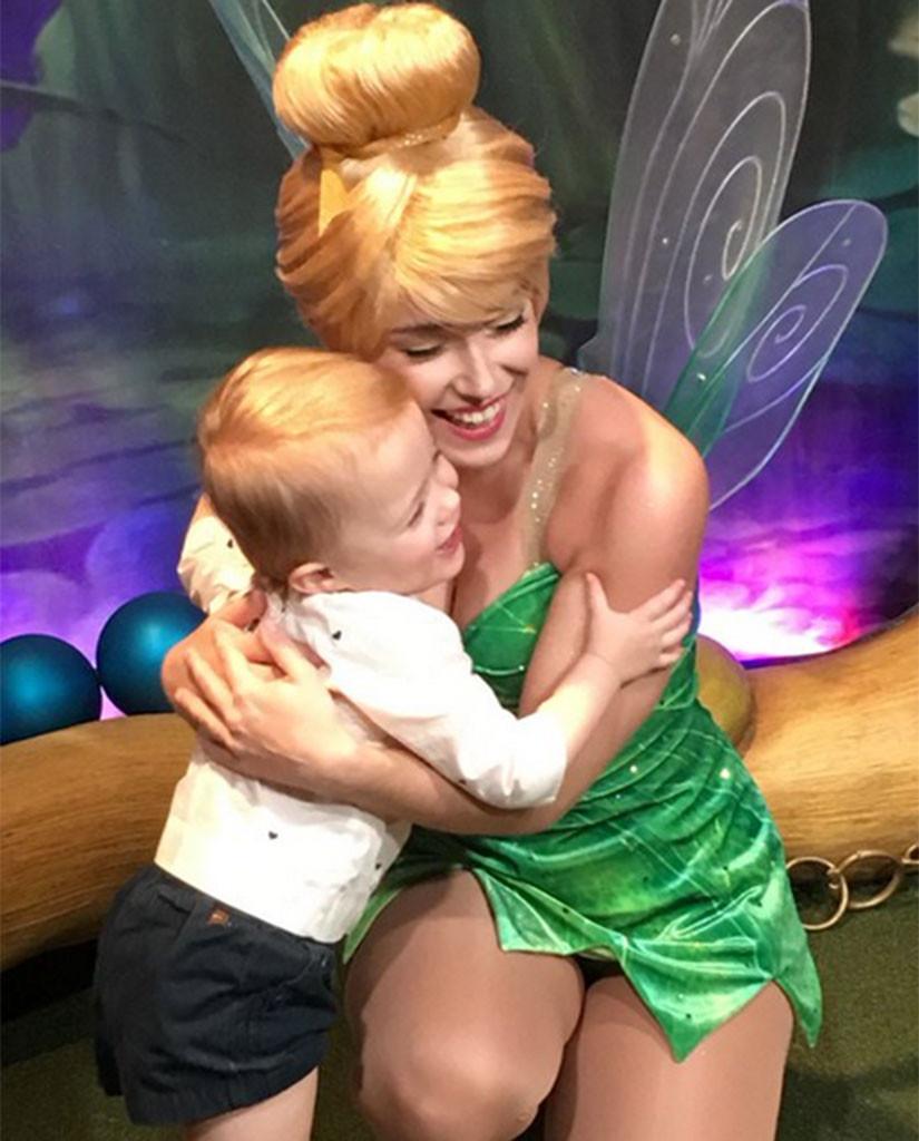 Kelly Clarkson, Remington Alexander Blackstock, Disney