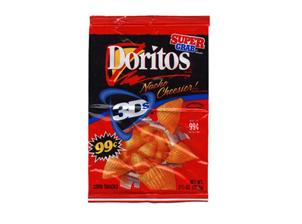 Doritos, Discontinued Foods
