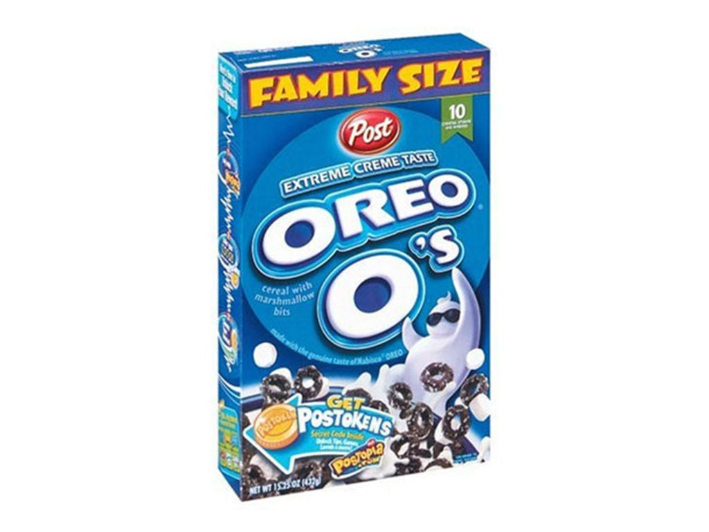 Oreo O's, Discontinued Foods