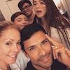 Kelly Ripa, Mark Consuelos, Family, Instagram