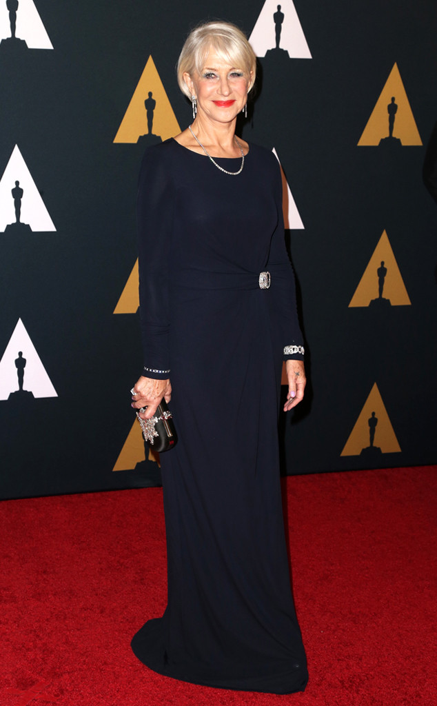 Governors Awards 2016, Helen Mirren