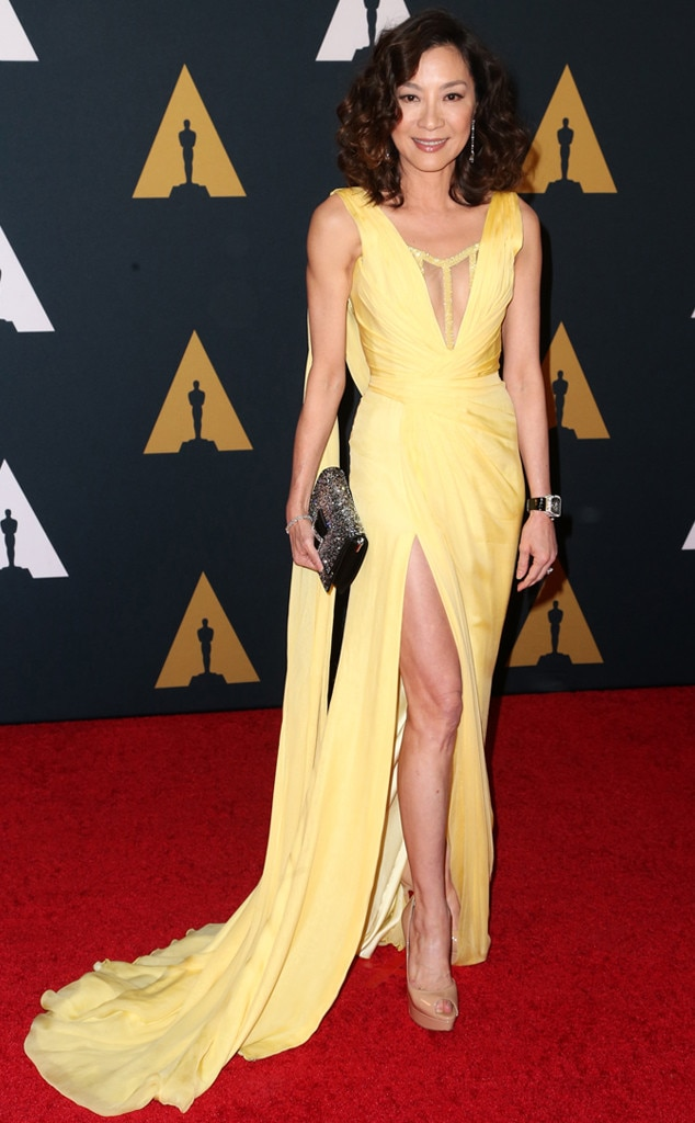 Governors Awards 2016, Michelle Yeoh