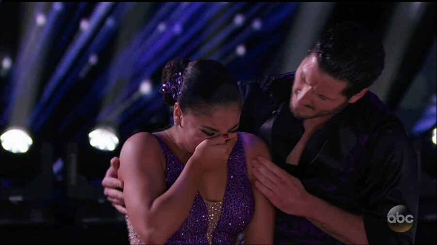 Laurie Hernandez, Dancing With the Stars