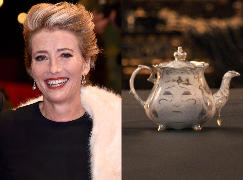 Emma Thompson Beauty And The Beast Mrs Potts