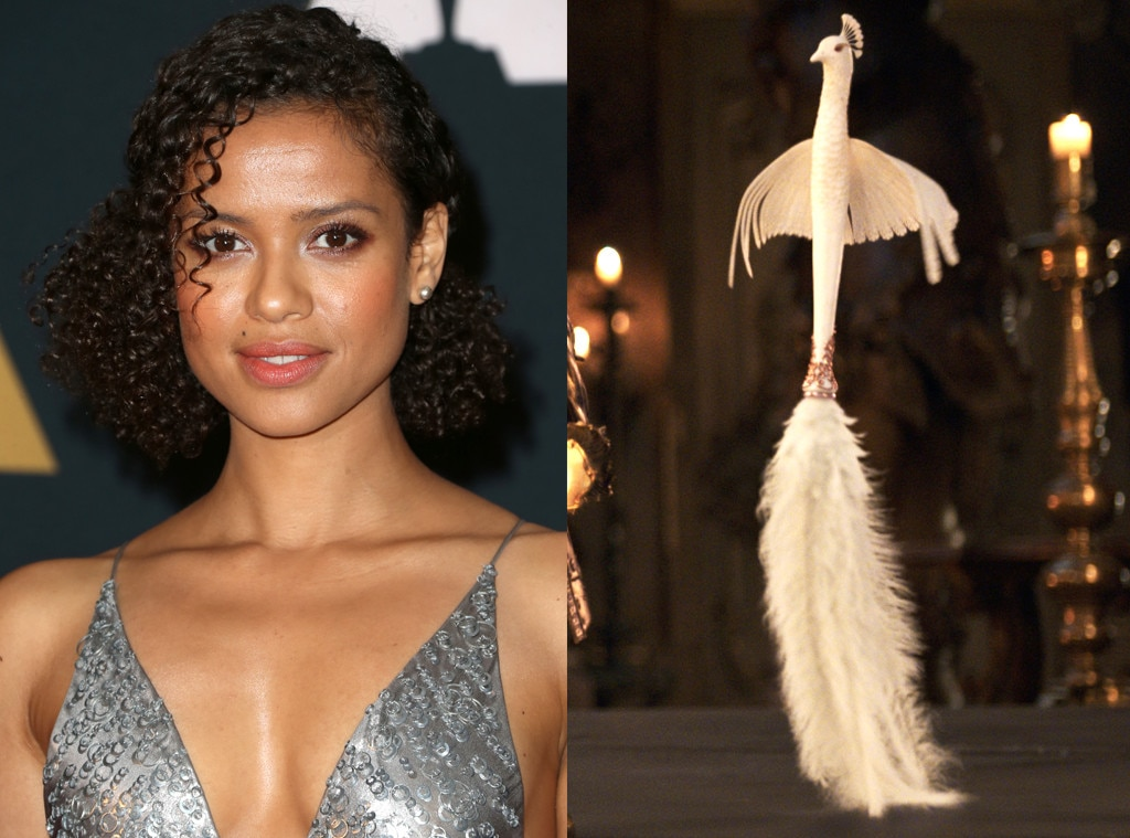 Gugu Mbatha Raw Beauty And The Beast Plumette