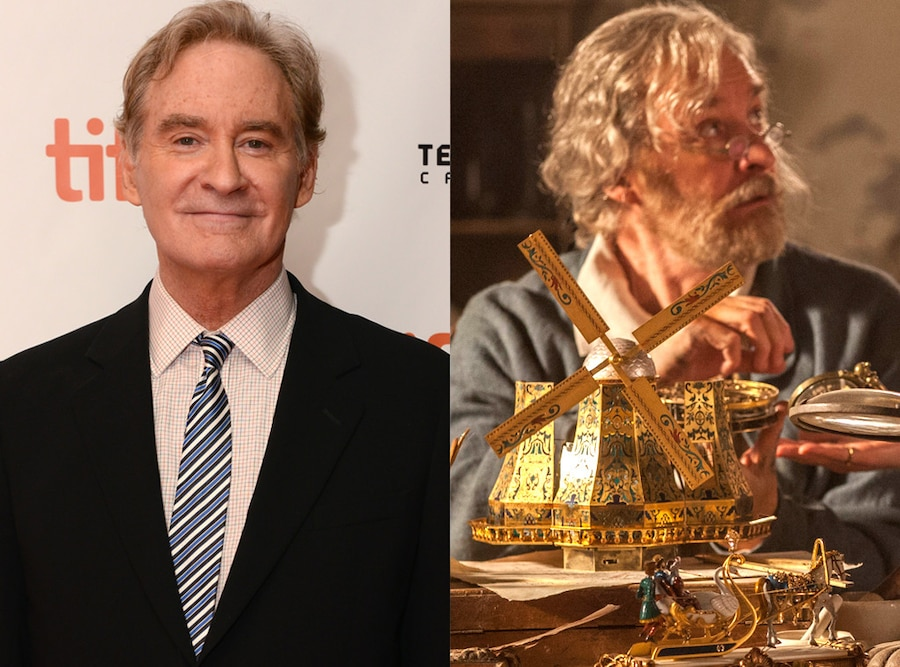 Kevin Kline, Beauty and the Beast, Maurice