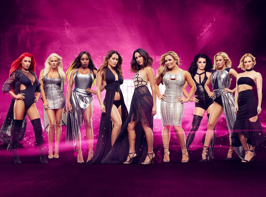 Total divas newcomer renee young reveals what she learned - The diva series ...