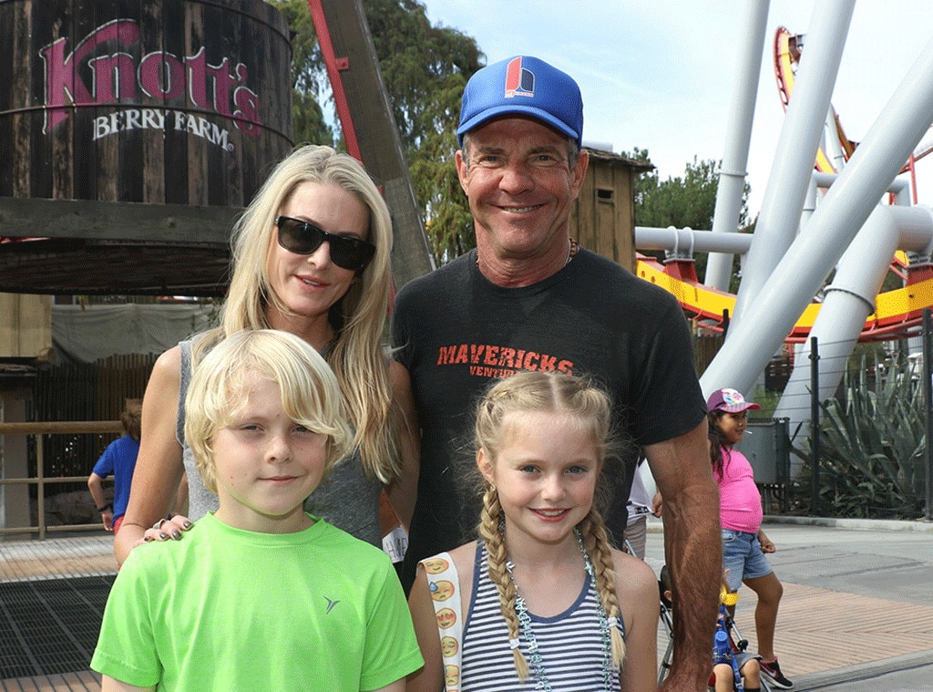 dennis quaid and kimberly buffington from celebrity