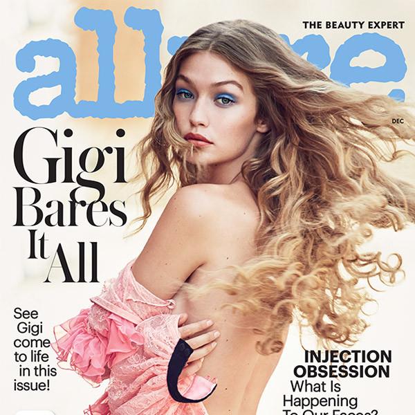 Gigi Hadid, Allure