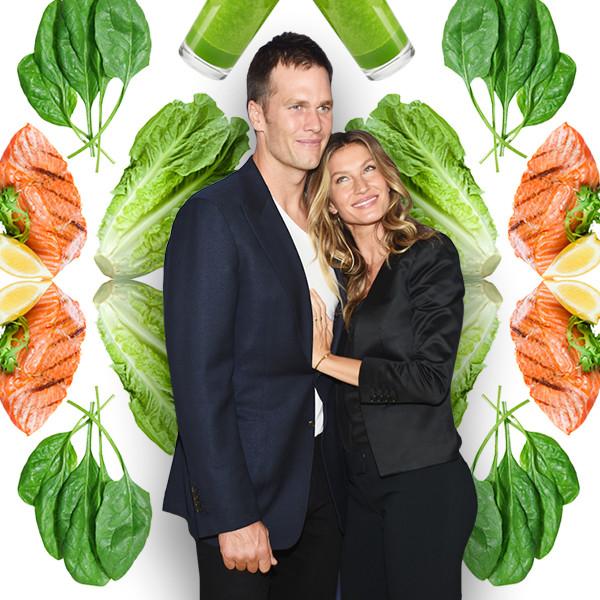 Food Week, Tom Brady, Gisele Bundchen, Diet