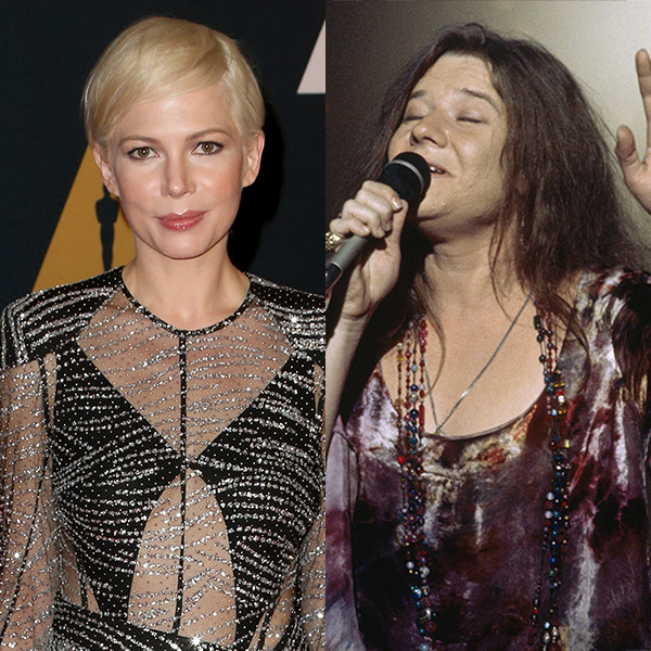 Michelle Williams, Janis Joplin