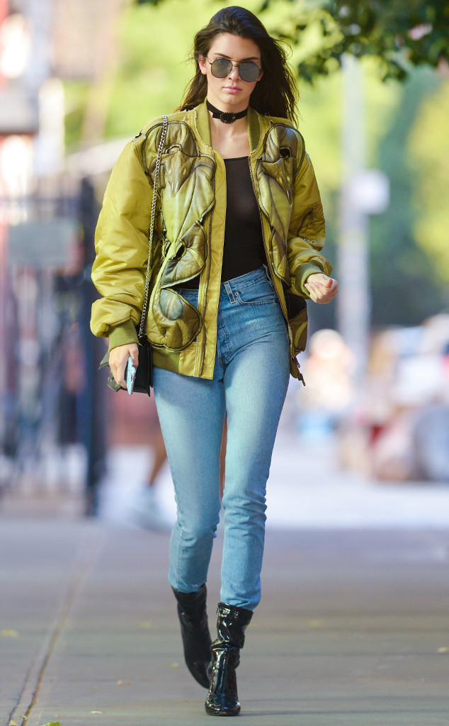 ESC: Kendall Jenner