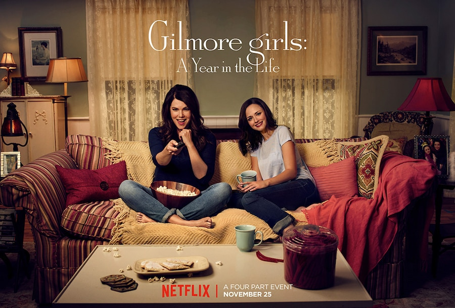 Gilmore Girls: A Year in the Life, Gilmore Girls